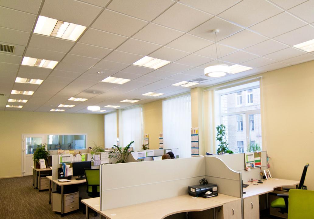 Chr Hansen Office Lighting