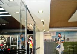 8461ee8642b7 Освещение торговых площадей магазина Adidas и Reebok г.Пятигорск
